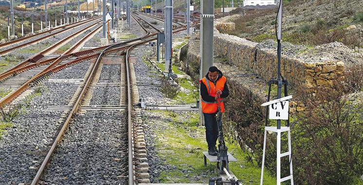 Sécurisation de la traversée de la voie ferrée: L'ONCF lance un nouveau chantier à Khouribga