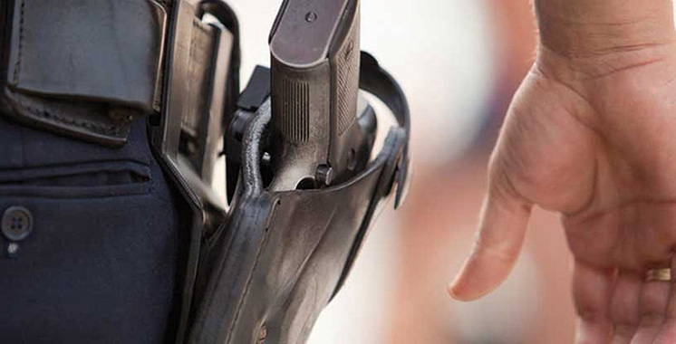 Fès : Deux balles tirées pour  neutraliser un pitbull lâché par un  repris de justice contre des policiers