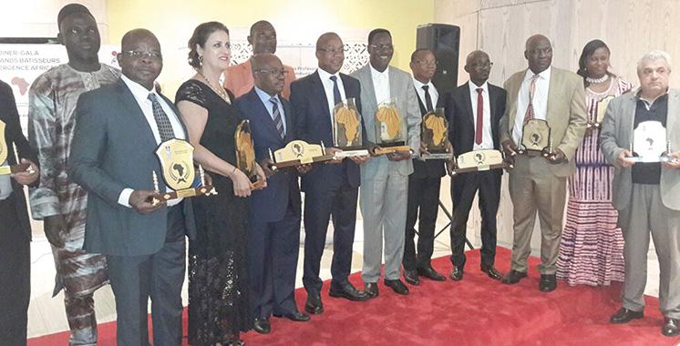 Prix  africain de l'émergence et du développement : Et les gagnants sont…