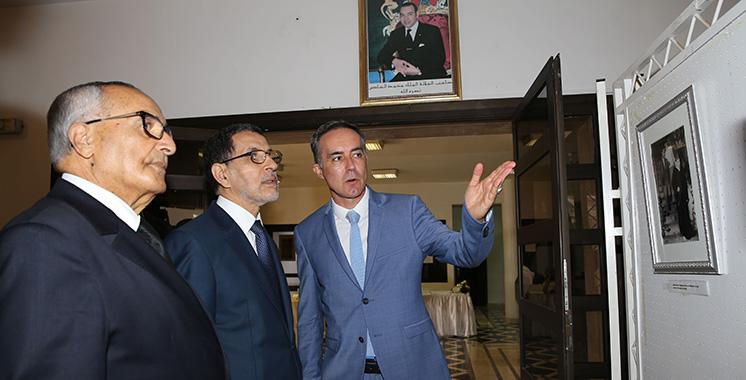 Rabat : Ouverture d'une exposition photos sur l'exil de Feu SM Mohammed V à Madagascar