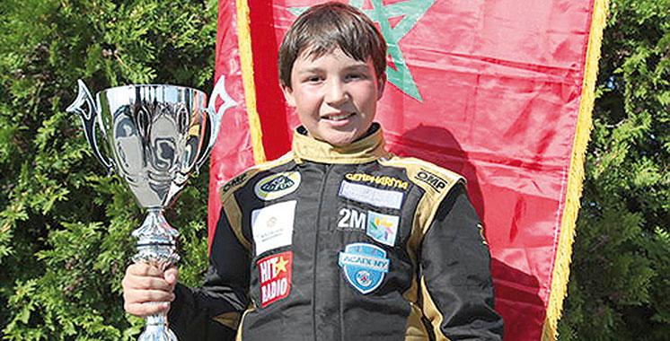 Championnat du monde junior de karting : Le Marocain Zanfari 2e en Autriche