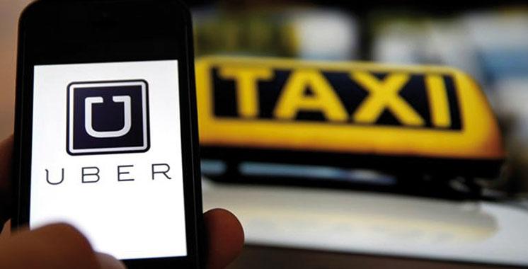 Uber suspend ses activités  au Maroc dès cette semaine