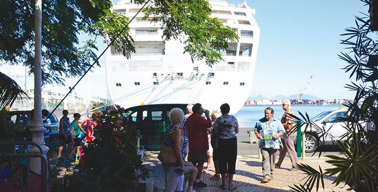 Baisse de 36% des croisières au niveau des ports nationaux