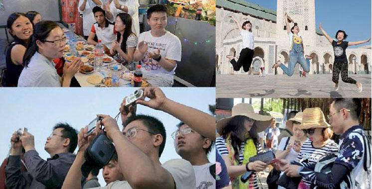 Les motivations et les habitudes des touristes chinois sous  la loupe