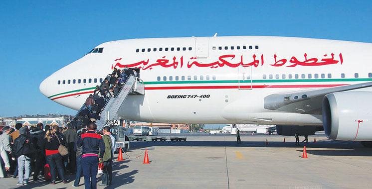 Activité aérienne : 1,96 million de passagers à fin juillet