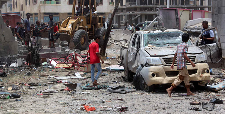 Yémen: 05 morts et plusieurs blessés dans l'explosion d'une voiture piégée