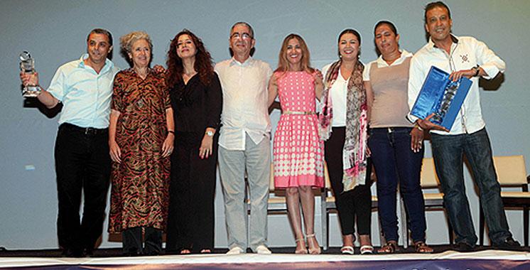 Le 2ème Festival Ciné Plage à Sidi Abed à Harhoura