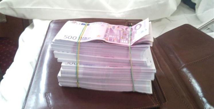 Marrakech : Une centaine de faux billets de 500 euros saisis à l'aéroport