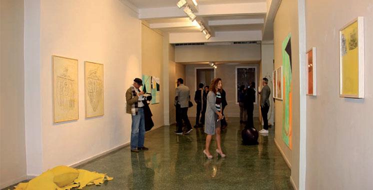 Lors de la 12ème Nuit des galeries : Environ 120 galeries et 200 artistes attendus