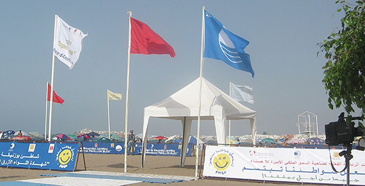 Le Pavillon bleu hissé à l'aune d'un programme qui améliore l'estivage