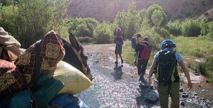 Souss-Massa : L'Internet par satellite pour encourager le tourisme rural