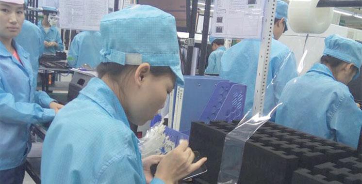 Oppo : Visite guidée à l'usine de Dongguan