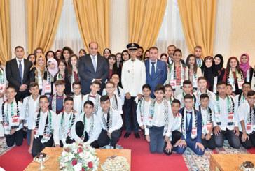 Palestine : Haute sollicitude envers Al Qods