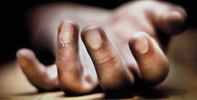 Kelaât Sraghna : Un père se suicide  par un raticide