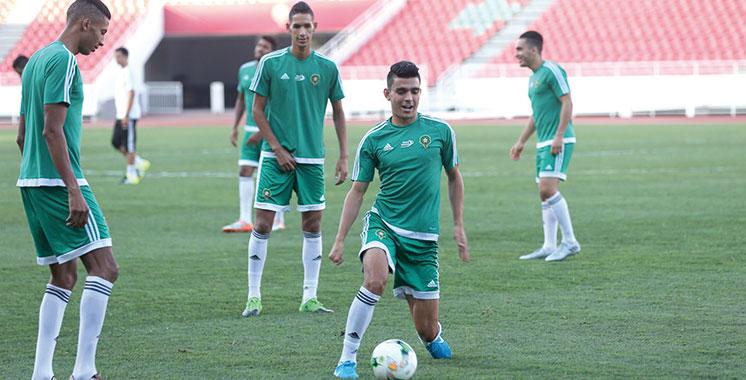 CHAN Maroc-2018: Liste finale des 23 joueurs retenus par Jamal Sellami