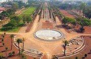 Que devient le fameux parc de la Ligue arabe de Casablanca?