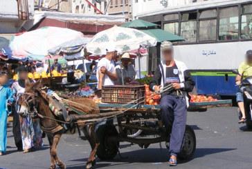 Occupation illégale de l'espace public : Casablanca souffre de ses marchands ambulants