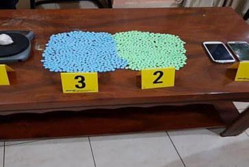 Oujda : Saisie de faux billets de banque et de comprimés d'ecstasy
