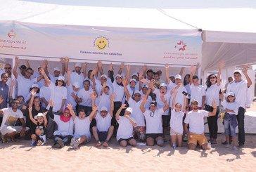 Programme «Plages propres» : La Fondation SMarT renforce son engagement environnemental