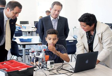 George Washington Academy inaugure un centre de technologie au sein de son campus