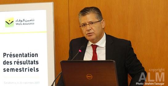 Wafa Assurance : Un chiffre d'affaires en hausse de 14,7% à fin juin
