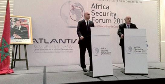 Africa Security Forum : Terrorisme, radicalisations et criminalité transnationale à l'ordre du jour