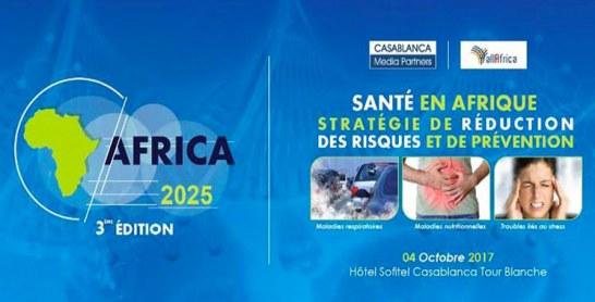 Casablanca : le think tank Africa2025 organise sa 3ème édition du Cycle de conférence