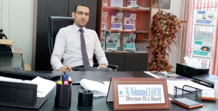 Mohammed Zaoudi: «Nous avons pu maintenir notre position de  leader en répondant aux exigences du marché»