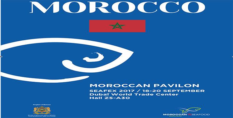 Salon « Seafex2017 » : Et de trois pour le Maroc