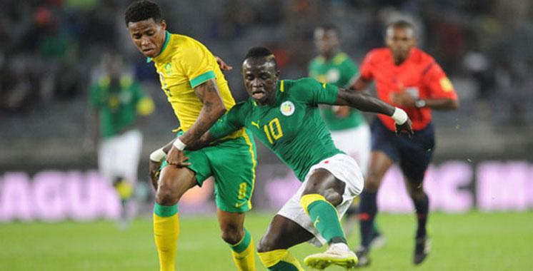 Mondial 2018: le match Afrique du Sud-Sénégal à rejouer, l'arbitre suspendu à vie