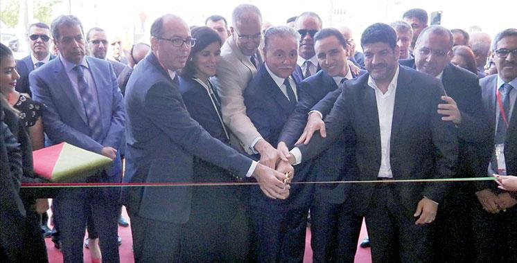 Casablanca: Quelque 7.000 visiteurs  au Salon  «Al Omrane Expo 2017»