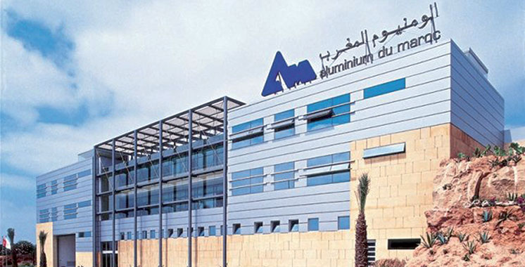 Un premier semestre au beau fixe pour Aluminium du Maroc