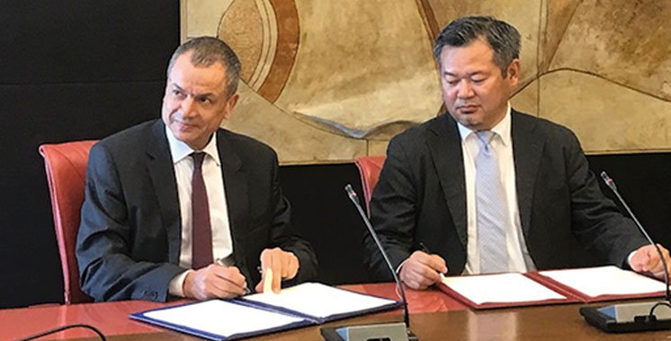 Attijariwafa bank et Sumitomo Corporation Europe Limited scellent  un partenariat