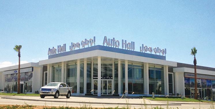 Auto Hall : Un résultat net consolidé de 201 MDH au S1-2021