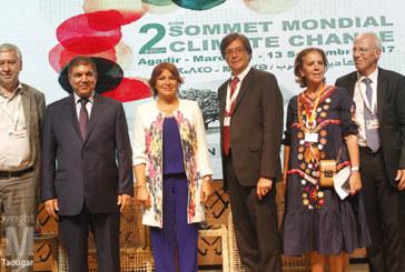 Climate Chance : La déclaration d'Agadir sera portée à la COP23 en novembre