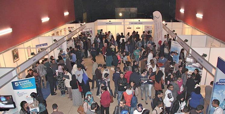 Casablanca  accueille la 6ème édition de la Caravane emploi et métiers