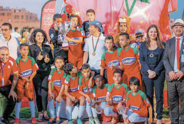 17ème Danone Nations Cup : Les Lionceaux de l'Atlas en quête d'un nouvel exploit
