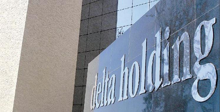 Delta Holding : Le résultat net part du groupe progresse de 1,6%