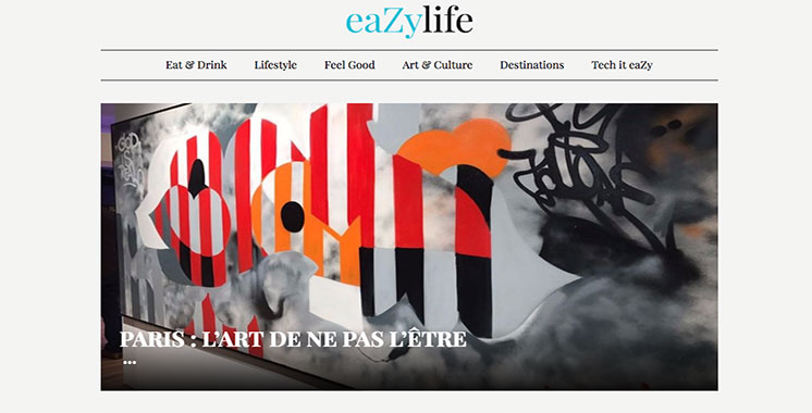 EaZylife.ma, le nouveau site des adresses insolites et des bons plans exclusifs