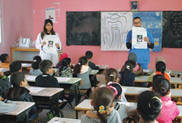 Fondation Phosboucraa :  Une mission humanitaire dentaire à Dakhla en faveur de  800 élèves