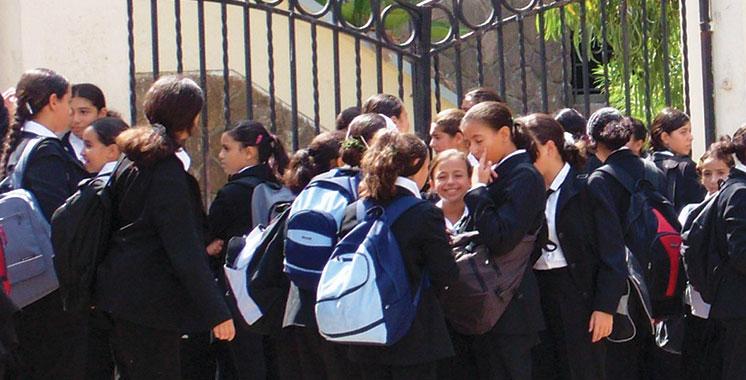 Education : 7,87 millions d'élèves  ont retrouvé les bancs de l'école