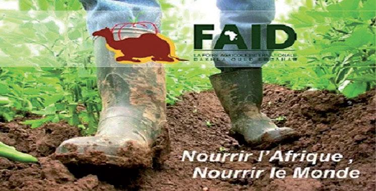 Foire agricole internationale de Dakhla-Oued Eddahab: Une deuxième édition orientée Afrique
