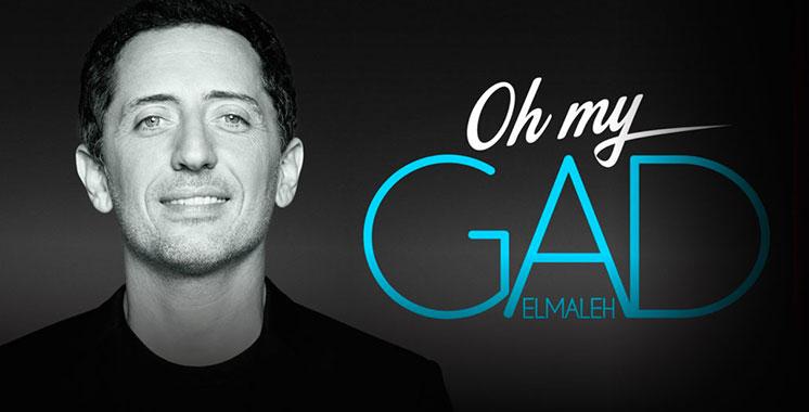 Gad Elmaleh boucle sa première tournée en Australie