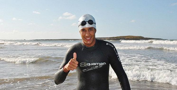 «La Force de l'échec» : 1er  livre de l'athlète marocain Hassan Baraka