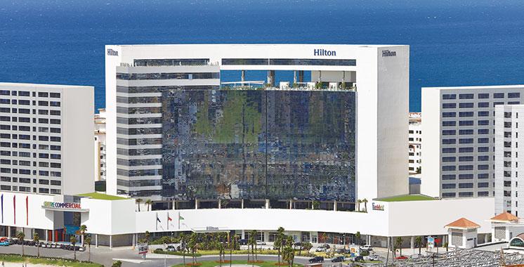 Un nouveau cinq étoiles Hilton à Tanger