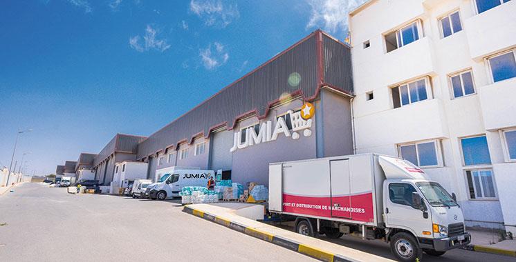 Jumia  au top 15  des sites les plus visités