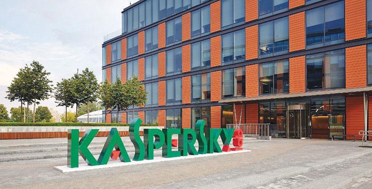 Kaspersky Lab présente ses solutions 2018