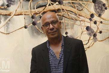 Casablanca : L'artiste peintre Abderrahim Yamou expose ses œuvres à la galerie d'art «L'atelier 21»