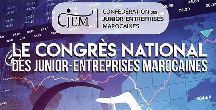 Entrepreneuriat : Congrès des juniors entreprises  à Casablanca