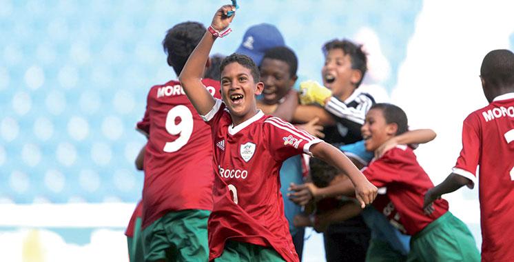 Danone Nations Cup 2017 :  Le Maroc classé troisième